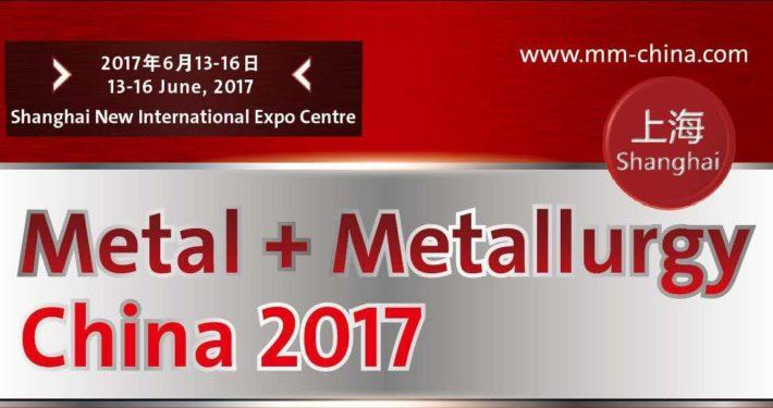 Metal + Metallurgy China 2017